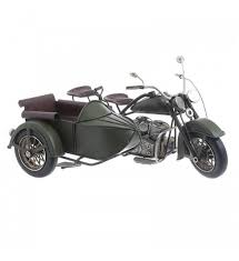 3-70-726-0233 μεταλλικη μινιατουρα πρασινη τρικυκλο μηχανακι μοτοσυκλετα β' παγκοσμιοσ πολεμος